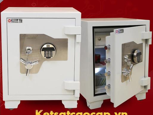 mua két sắt khoá vân tay WELKO Fire Resistant Safes tại Nghệ An