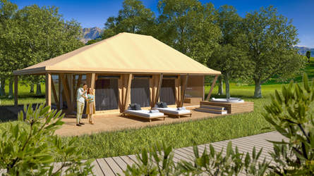 AUS Glamping Resort