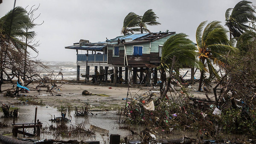 ¿Cómo está la Costa Caribe después de IOTA y ETA?