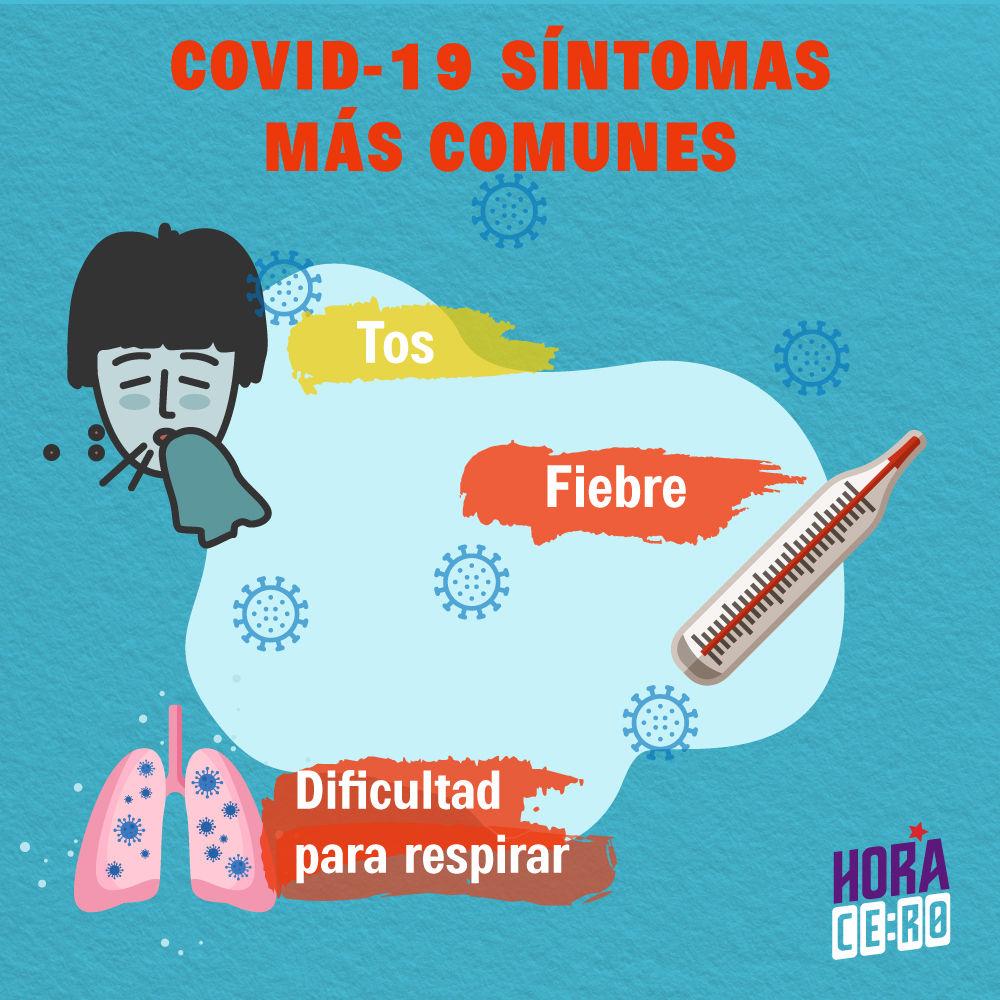 Síntomas comunes
