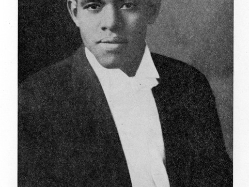 Amro Kasr / Likeminds: Roland Hayes: The Greatest Opera Singer Who Never Appeared in an Opera