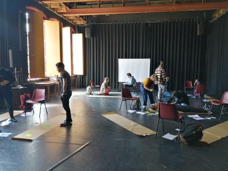 Het Nationale Theater & Fontys: Het is Tijd
