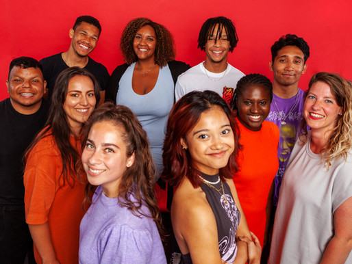 S.A.L.T.Y. Space for All Local Talented Youth: #ontketen