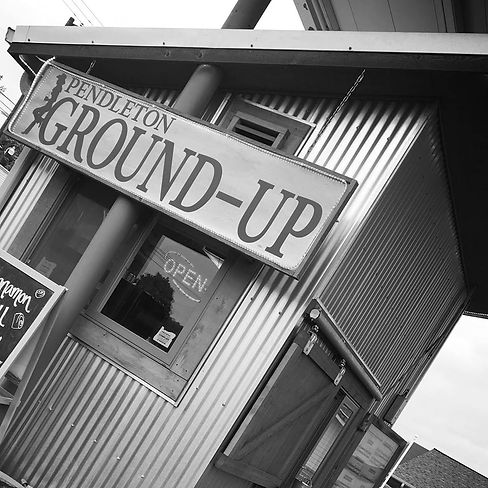 pendleton ground up drive thru hut