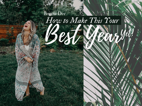 How to Make This Your Best Year Yet!