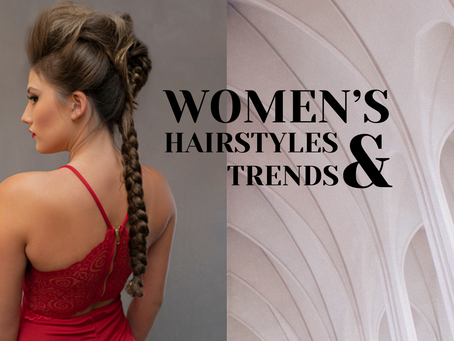 Women's Hairstyles & Trends