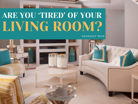 Are you 'Tired' of Your Living Room?