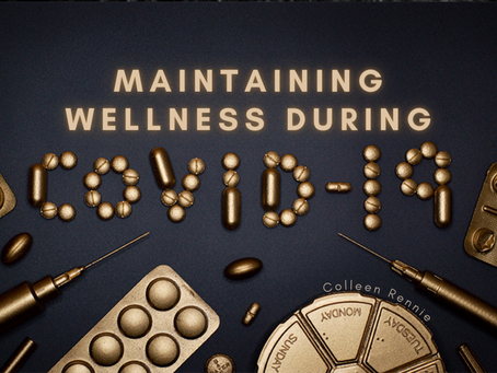 Maintaining Wellness During COVID-19