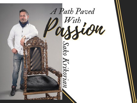 A Path Paved With Passion: The One And Only Fashion by Sako