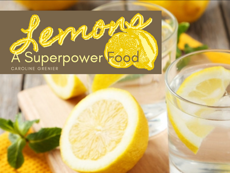 Lemons – A Superpower Food
