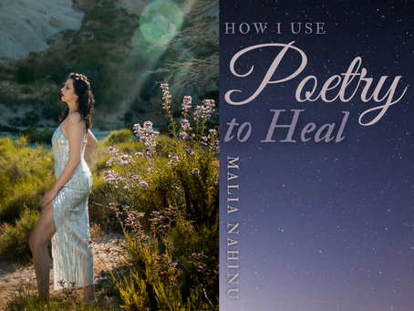 How I use Poetry to Heal