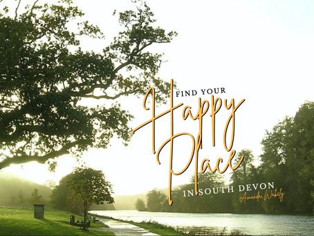 Find Your Happy Place In South Devon