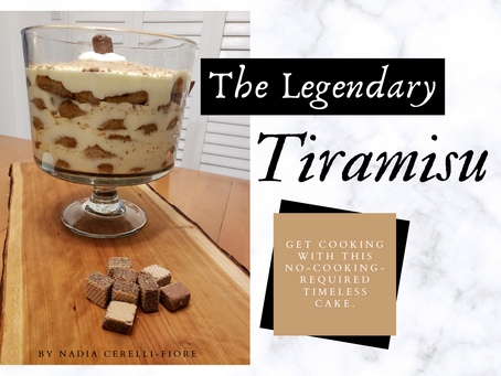 The Legendary Tiramisu