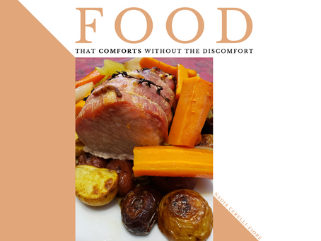 Food That Comforts Without The Discomfort