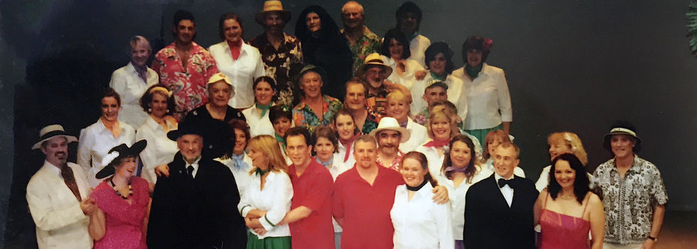 Winchester Operatic Society - WOS - The Gondoliers - November 2005 - Theatre Royal Winchester