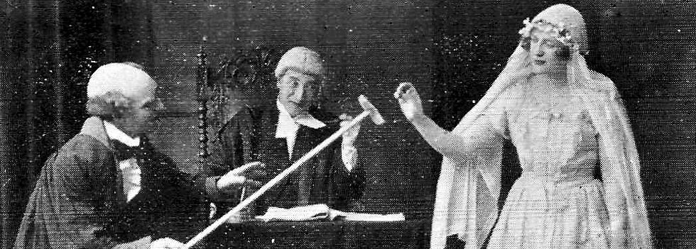Winchester Amateur Operatic Society - WAOS - Trial by Jury/HMS Pinafore - May 1925 - Guildhall Winchester