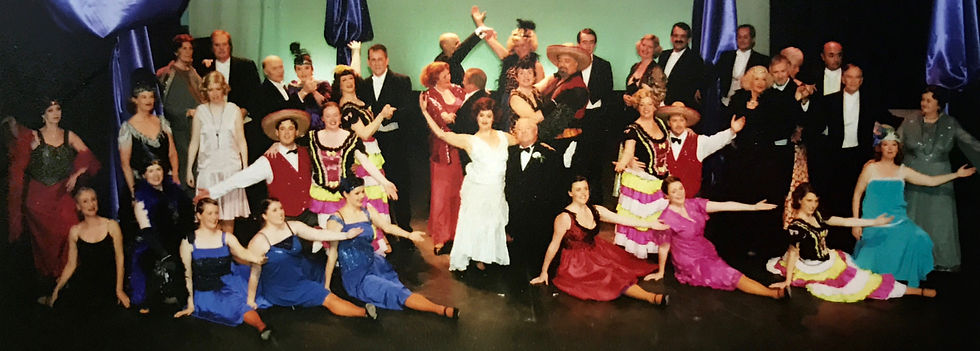 Winchester Operatic Society - WOS - La Vie Parisienne - May 2005 - Theatre Royal Winchester