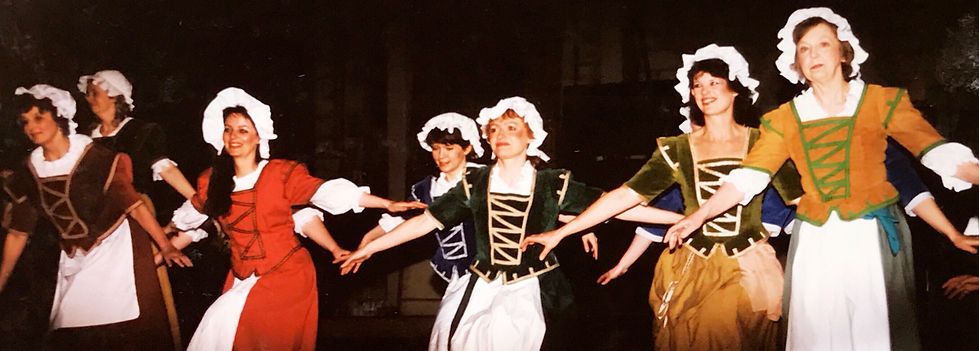 Winchester Amateur Operatic Society - WAOS - Kiss Me Kate - May 1991 - Theatre Royal Winchester