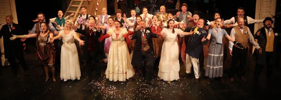Calamity Jane - November 2016 - Winchester Musicals and Opera Society - Theatre Royal Winchester