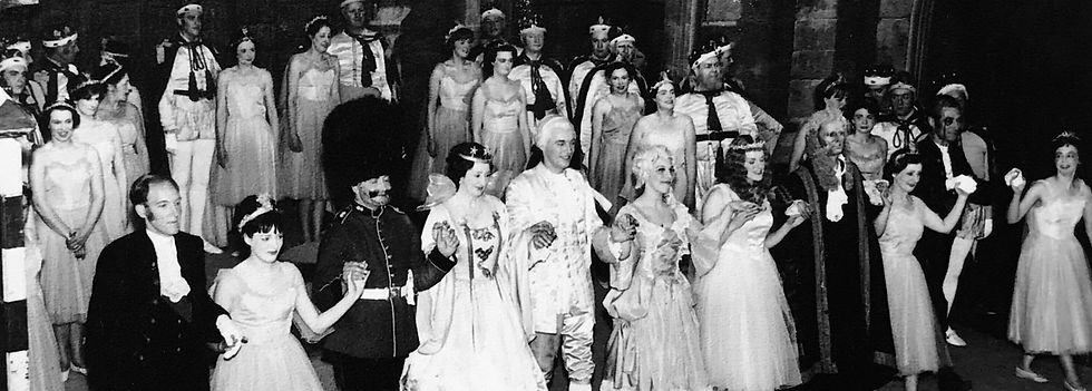 Winchester Amateur Operatic Society - WAOS - Iolanthe - Iolanthe 1965 - Guildhall Winchester