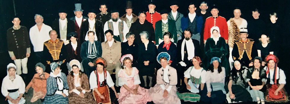 Winchester Amateur Operatic Society - WAOS - Faust - April 1988 - Theatre Royal Winchester