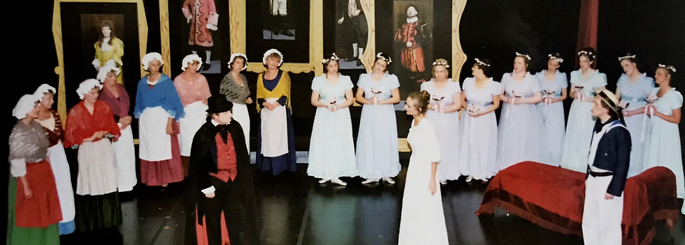 Winchester Operatic Society - WOS - Ruddigore - November 2002 - Theatre Royal Winchester