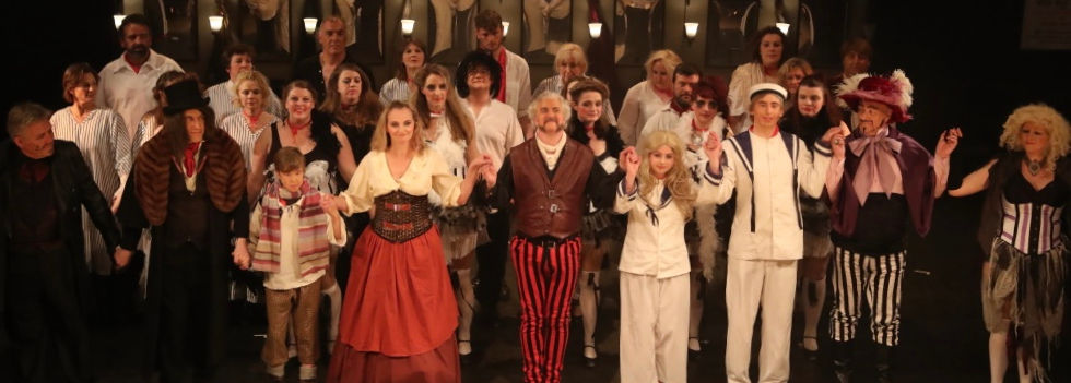 Winchester Musicals and Opera Society - WMOS - Sweeney Todd - May 2017 - Theatre Royal Winchester