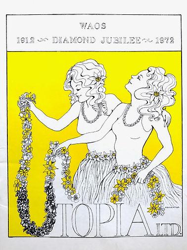 Programme cover for Utopia Ltd