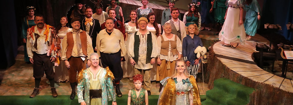 Winchester Musicals and Opera Society - WMOS - A Midsummer Night's Dream - May 2015 - Theatre Royal Winchester