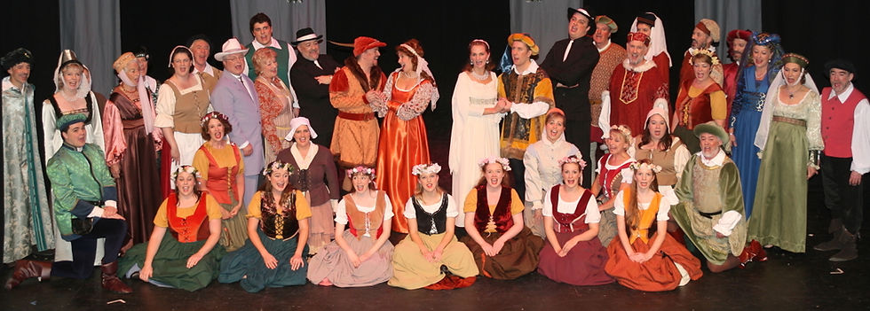 Winchester Operatic Society - WOS - Kiss Me Kate - November 2006 - Theatre Royal Winchester
