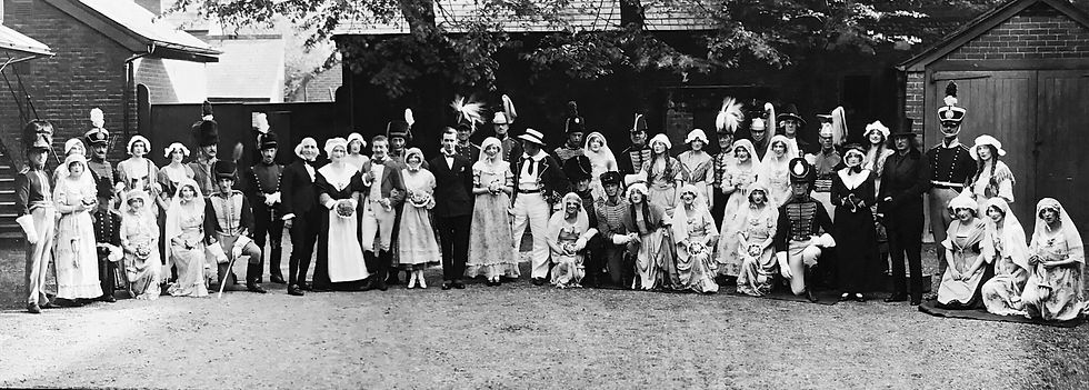 Winchester Amateur Operatic Society - WAOS - Ruddigor - May 1924 - Guildhall Winchester