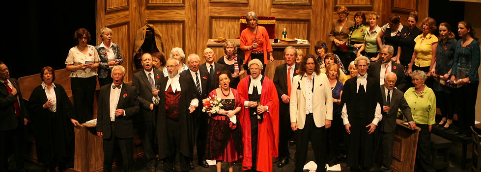 Winchester Operatic Society - Cavalliera Rusticana & Trial by Jury - November 2009 - Theatre Royal Winchester