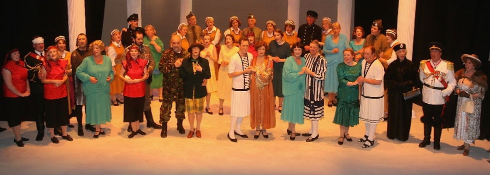 Winchester Operatic Society - Princess Ida - May 2007 - Theatre Royal Winchester