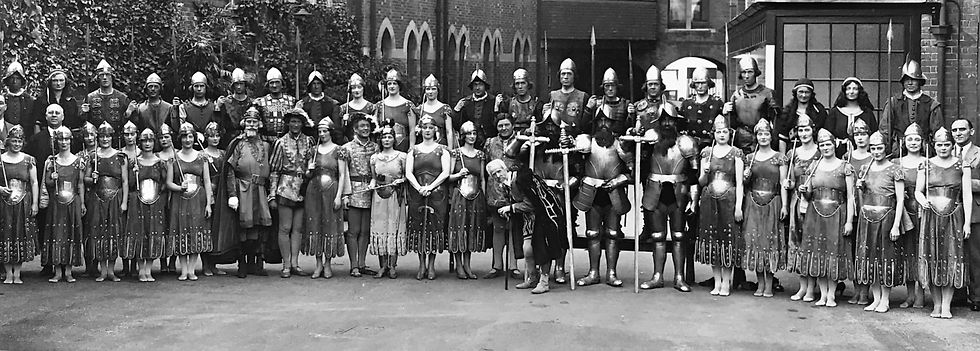 Winchester Amateur Operatic Society - WAOS - Princess Ida - May 1935 - Guildhall Winchester