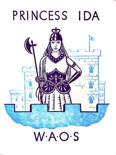Programme cover for Princess Ida