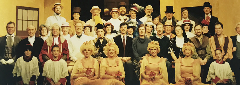 Winchester Amateur Operatic Society - WAOS - Cavalleria Rusticana & Trial by Jury - April 1992 - Theatre Royal Winchester