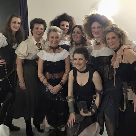Costumes, Hair and Make-Up