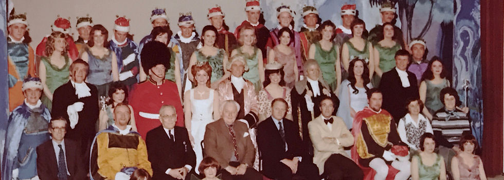 Winchester Amateur Operatic Society - WAOS - Iolanthe - April 1978 - Guildhall Winchester