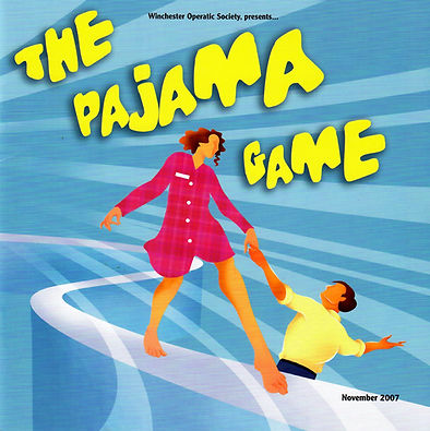 The Pajama Game performed by Winchester Operatic Society - 2007