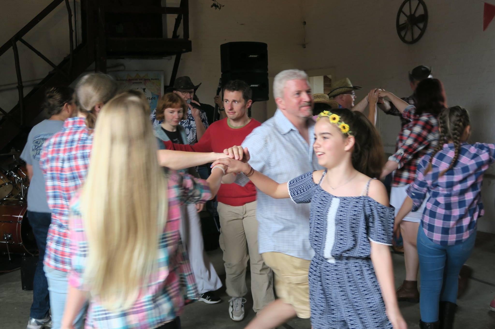 Summer Barn Dance