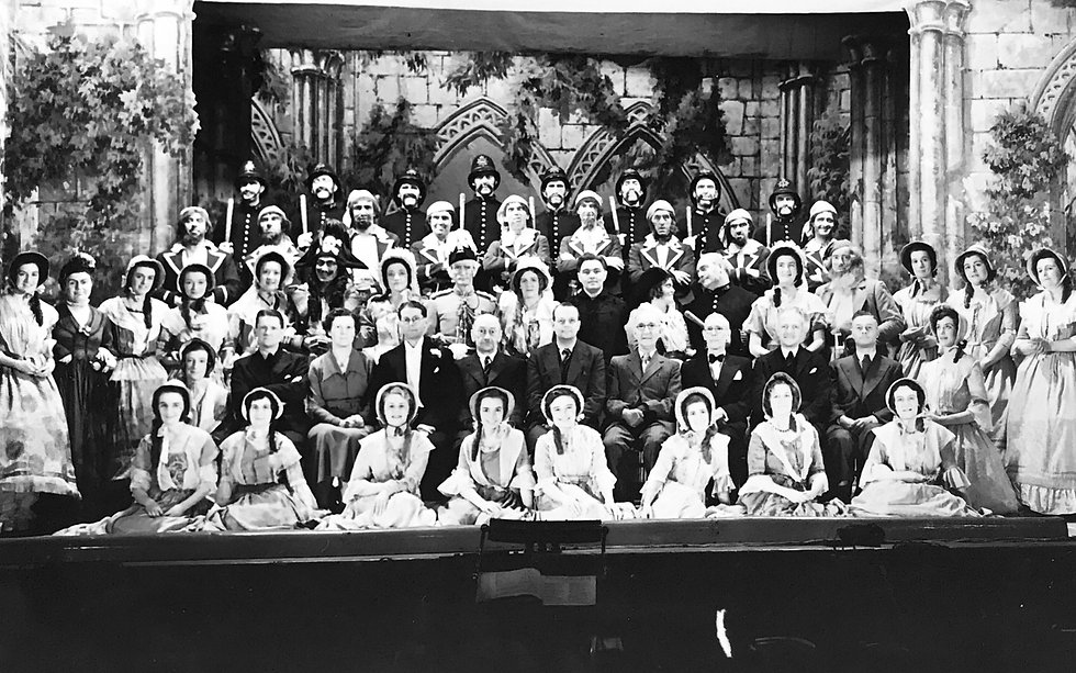 Trial by Jury and The Pirates of Penzance 1951