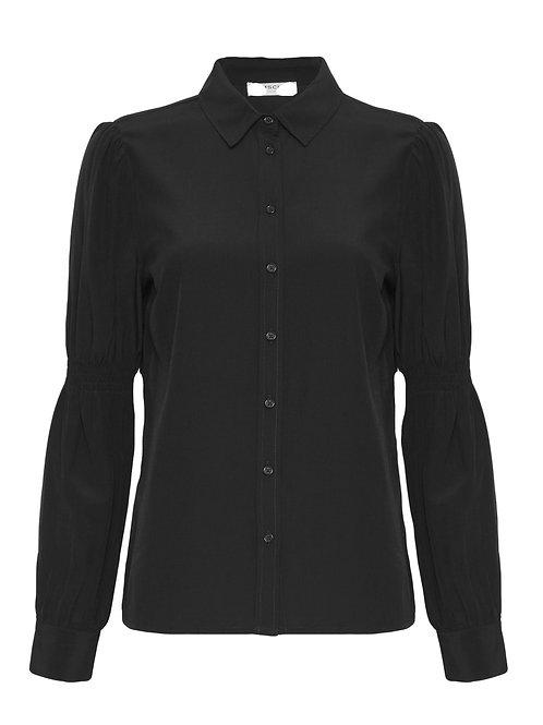 MSCH blakely melody shirt black