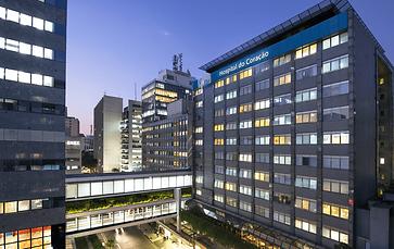 foto do hospital do coração