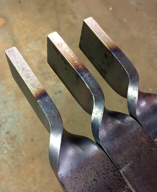 forged flat bars