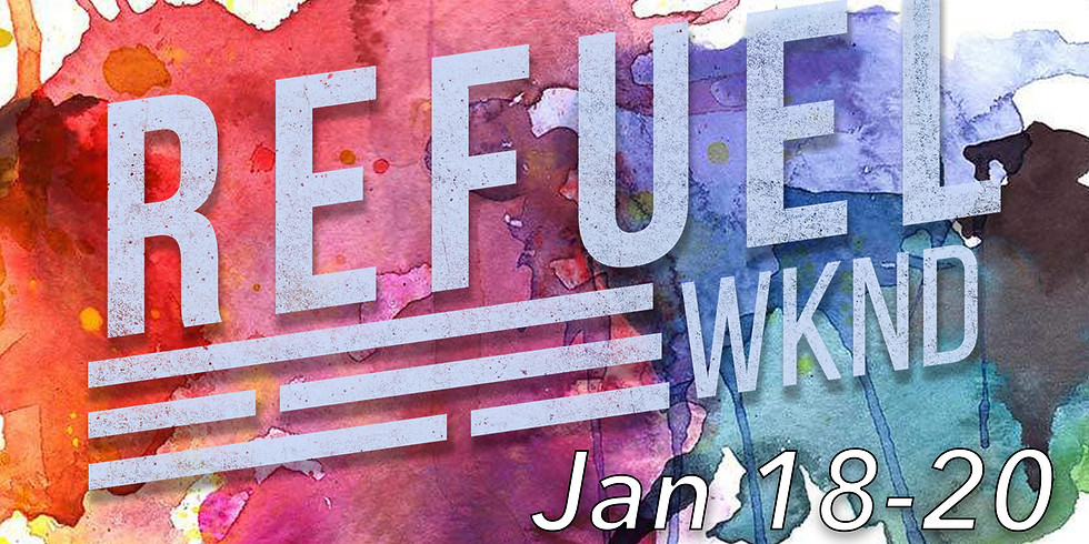 Refuel Weekend 19