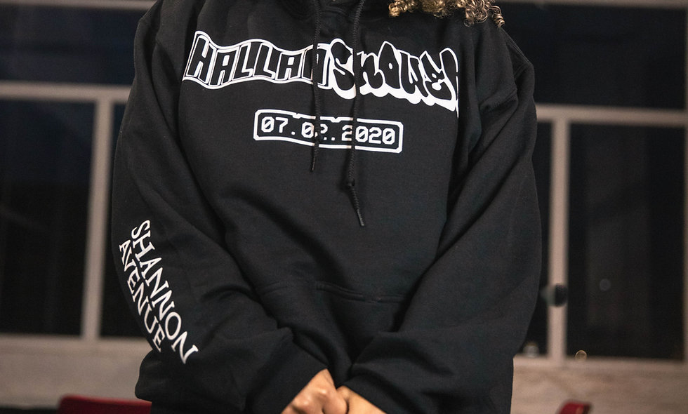 HALLAMSHOWER Hood