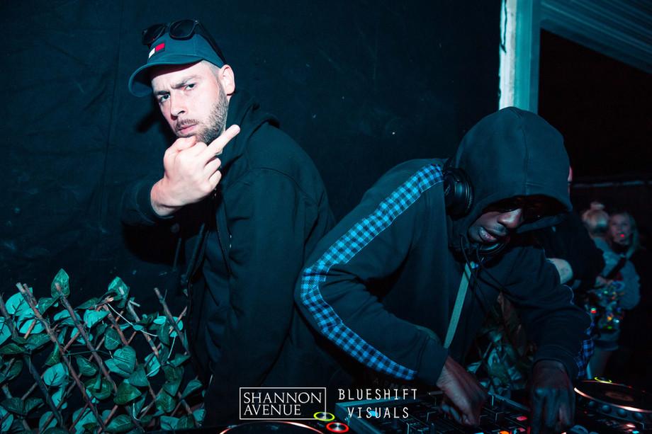 Deadbeat UK and Forca