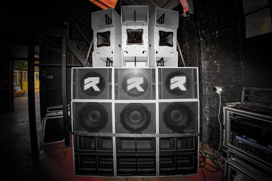 RAZE SOUND SYSTEM