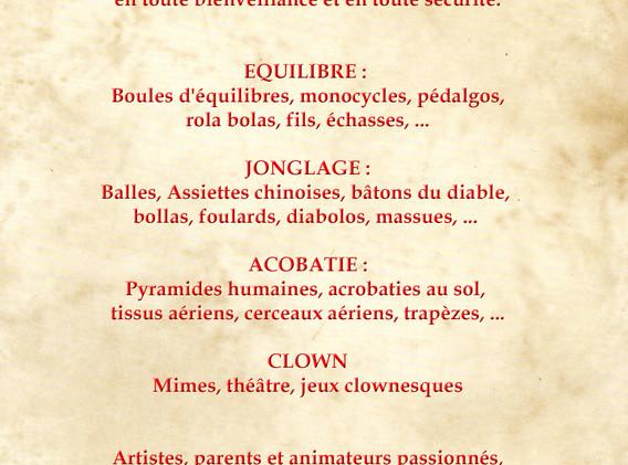 LC Atelier cirque