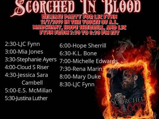 Scorched In Blood